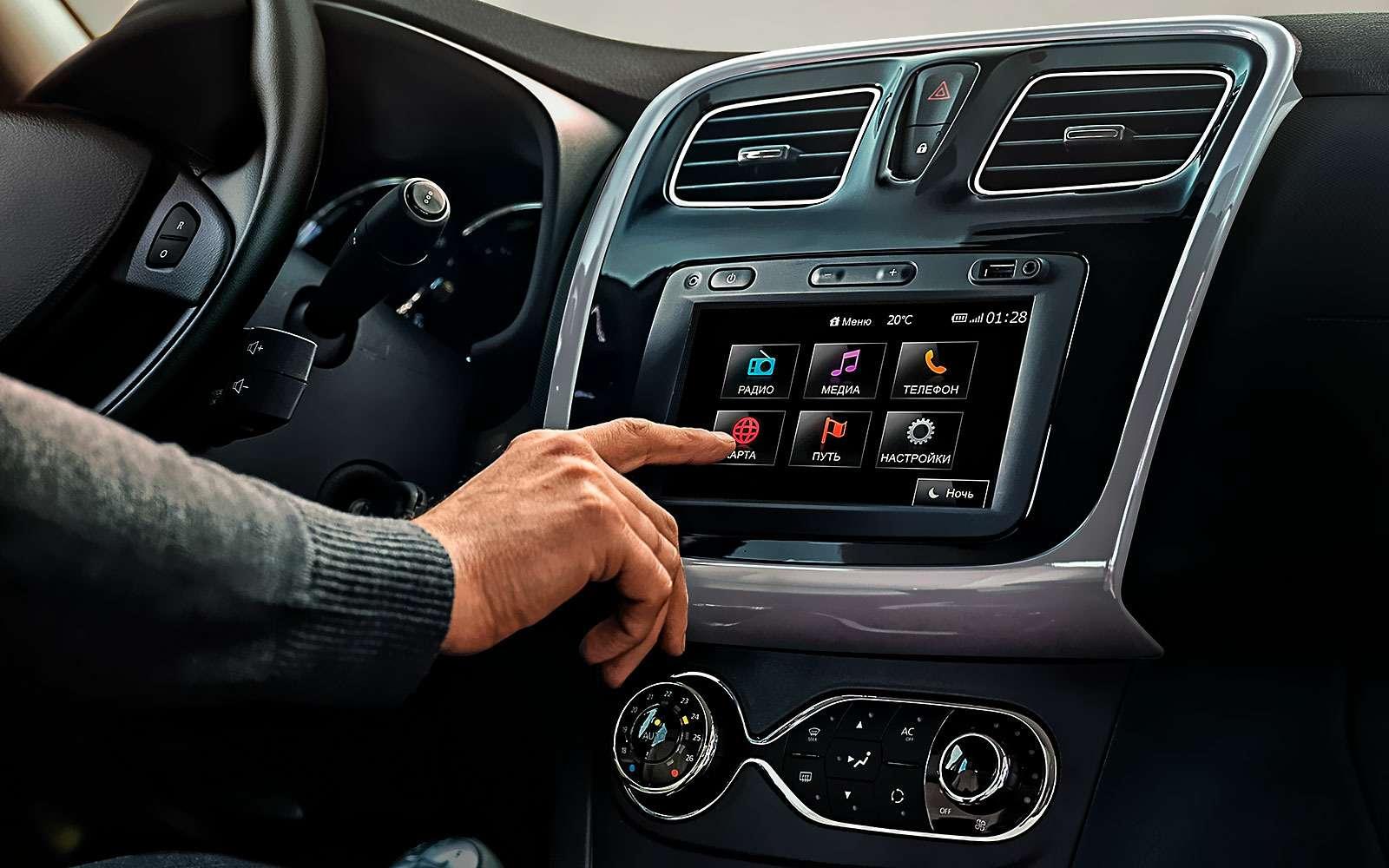 Выбираем комплектацию Renault Logan— рекомендации ЗР— фото 803153