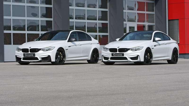 Вместе— тысяча двести: BMW M3и M4шагнули ккраю разумного