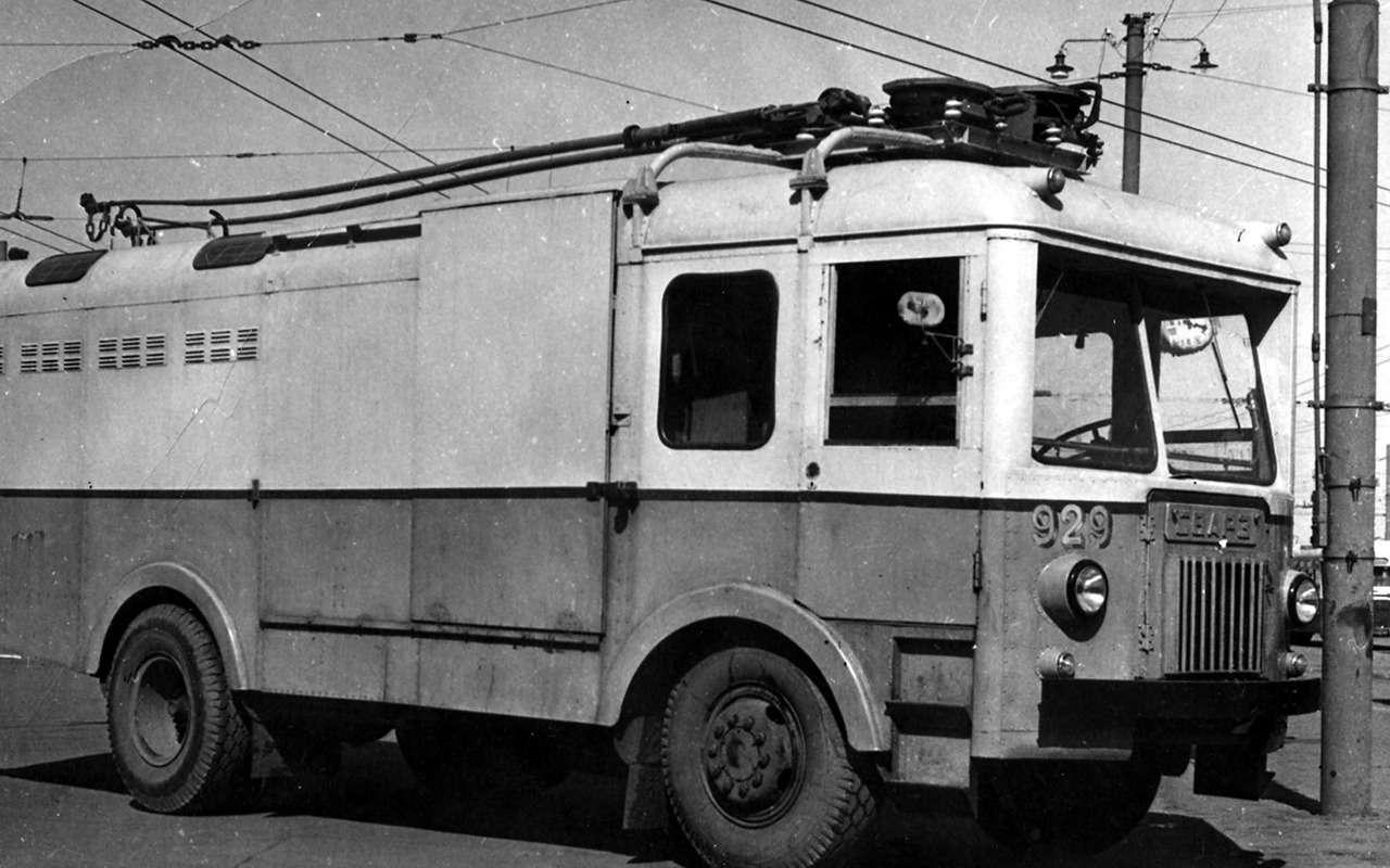 Нарочно непридумаешь: 10самых чудных советских грузовиков— фото 1274709
