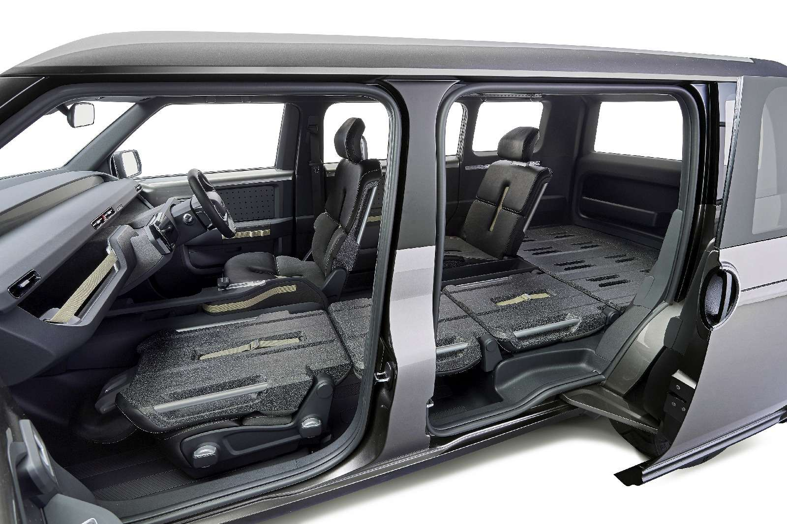 Toyota придумала свою «буханку»— внедорожник скрестили сминивэном— фото 802328