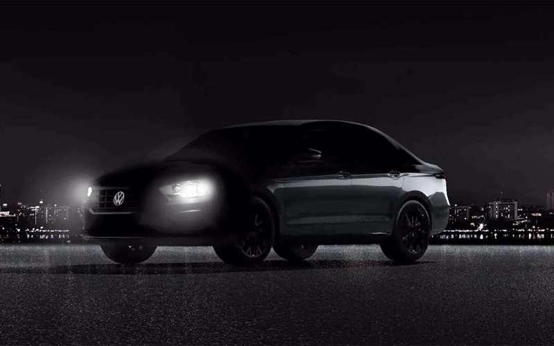 Новый Volkswagen Jetta: первое официальное фото