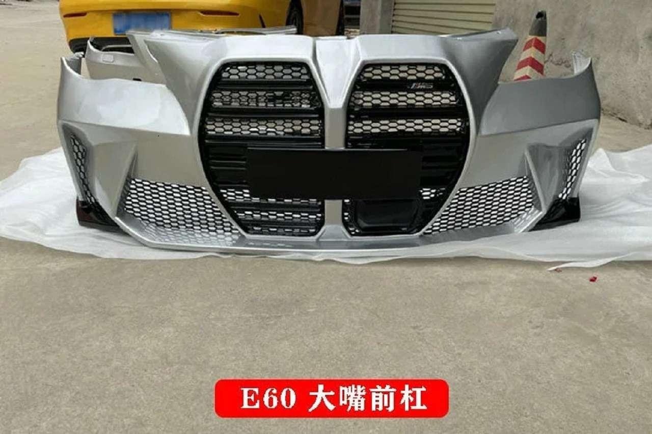 Сумасшедшие: они ставят гигантские «ноздри» настарые BMW— фото 1237313
