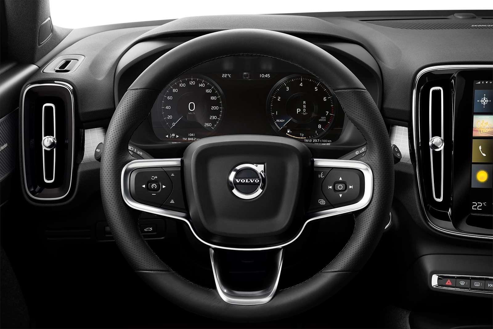 Volvo XC40: теперь про него известно все!— фото 797019
