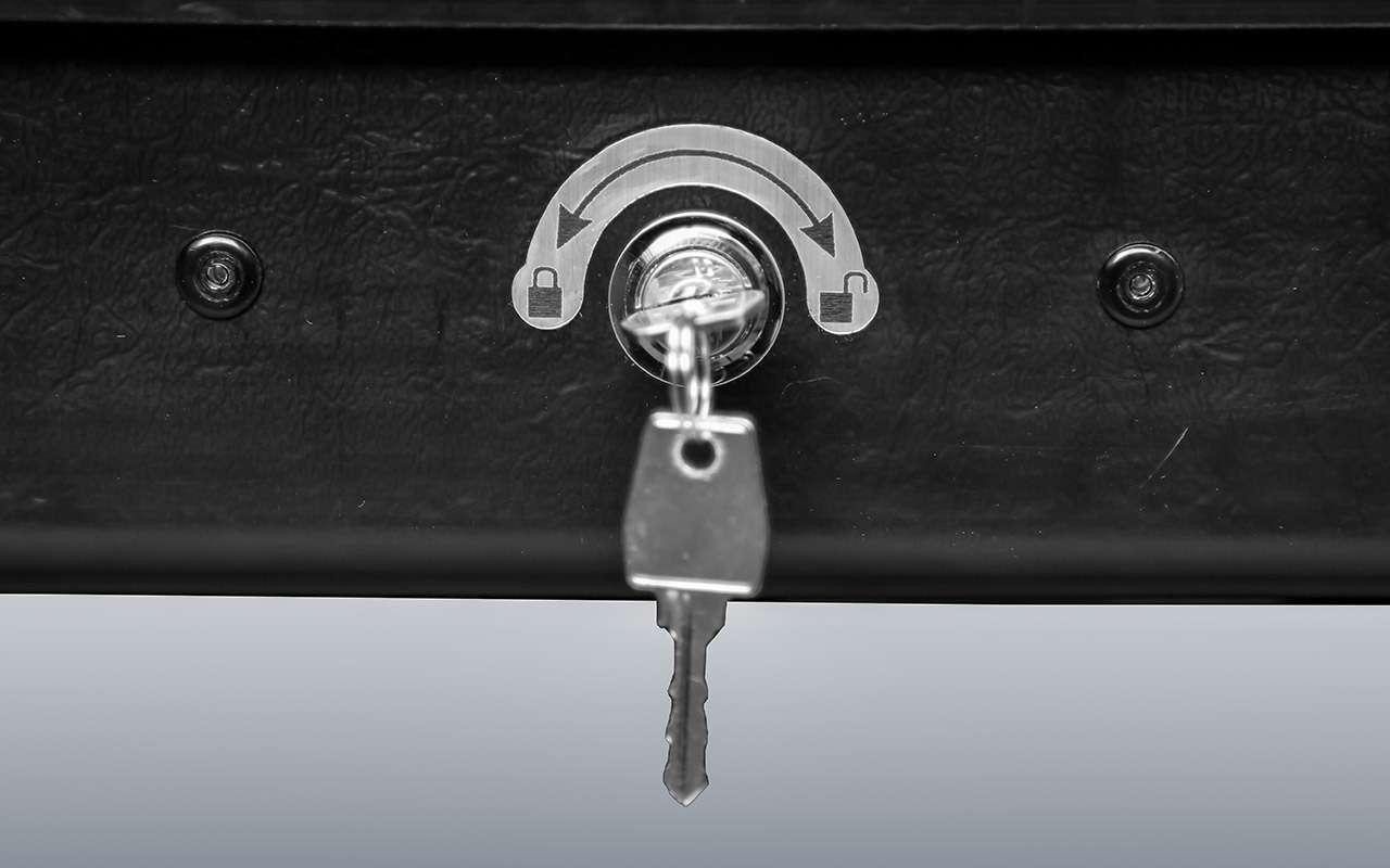Багажник накрышу длякроссовера: инструкция повыбору— фото 1260448