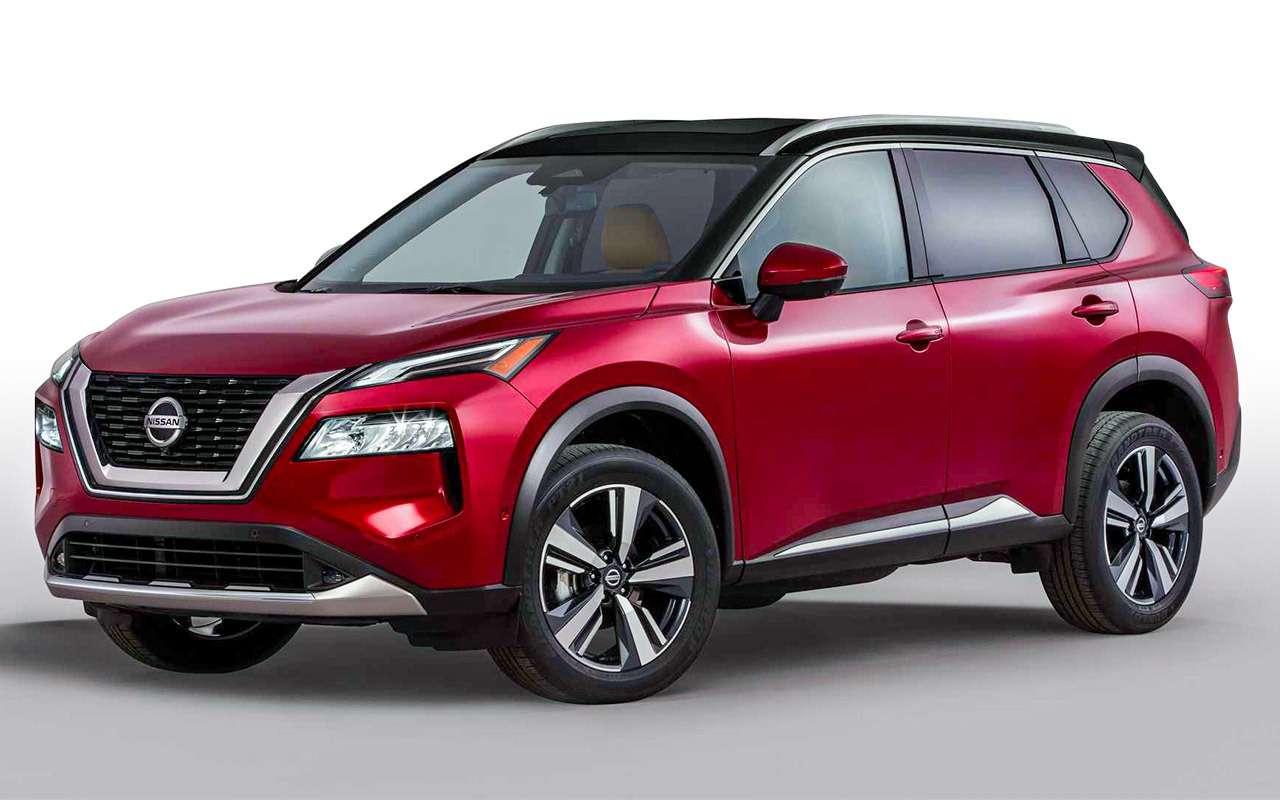 Обновленный Nissan X‑Trail: гид поКольскому полуострову— фото 1237619