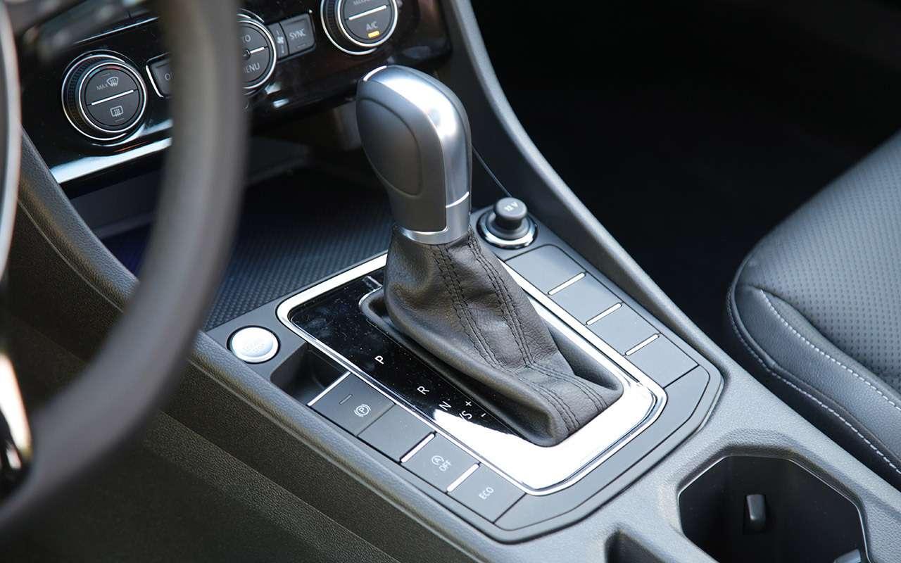 Новый седан Volkswagen Jetta: первый тест-драйв!— фото 1007016