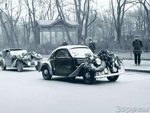 Автомобилям Skoda 100 лет. Знак чешского индейца— фото 60950