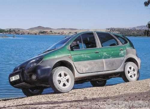 Renault Scenic RX4.