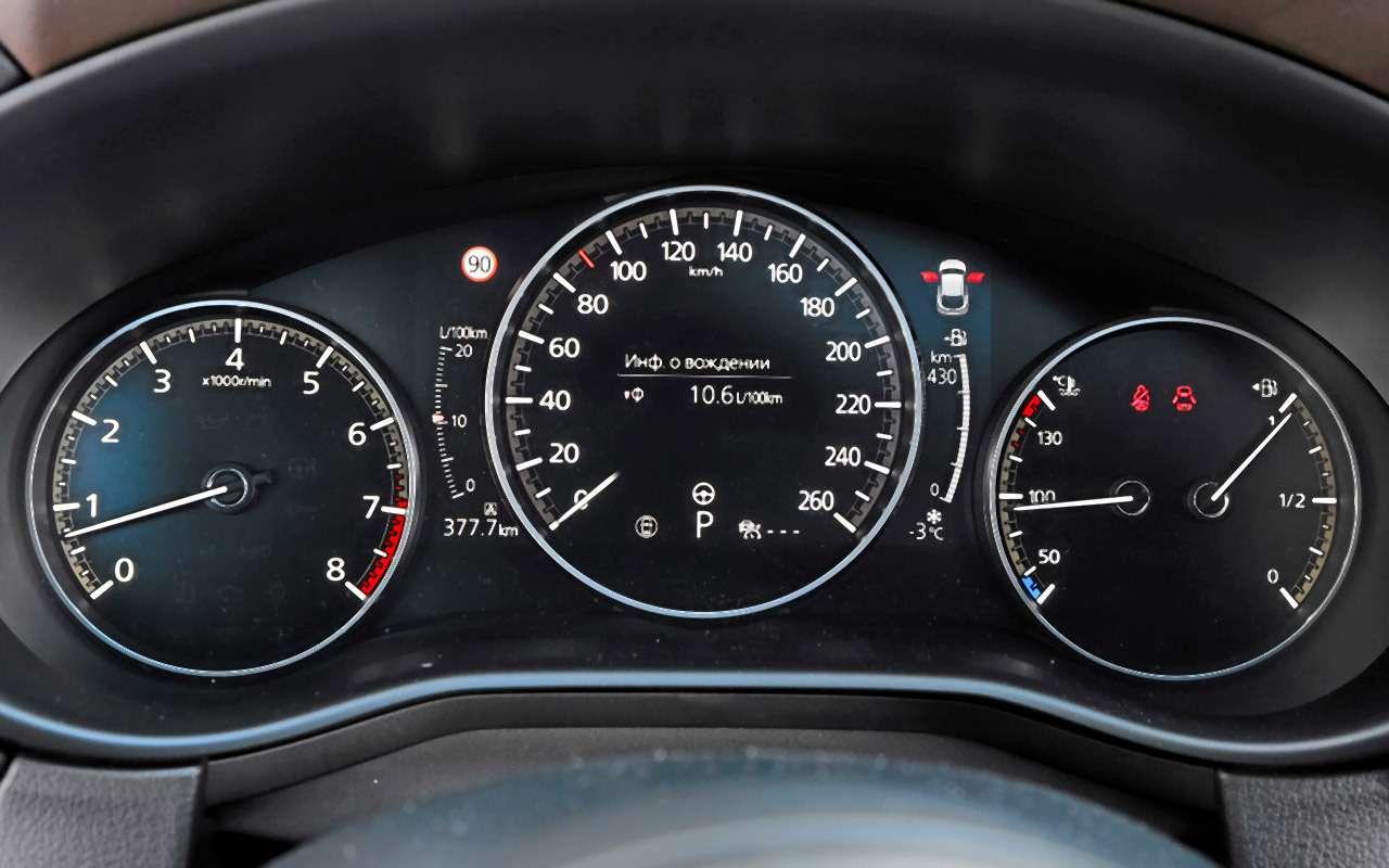 Mazda CX‑30, Skoda Karoq, Subaru XV: большой тест кроссоверов— фото 1238689