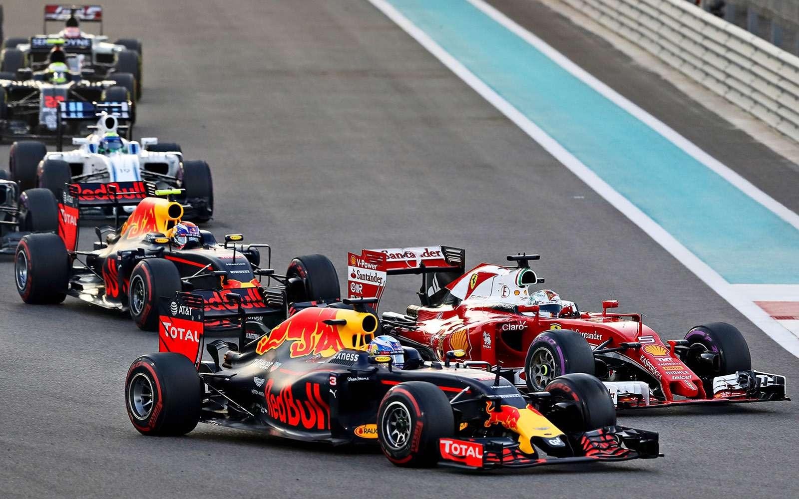 Формула-1в новом сезоне: король-работяга— фото 691840