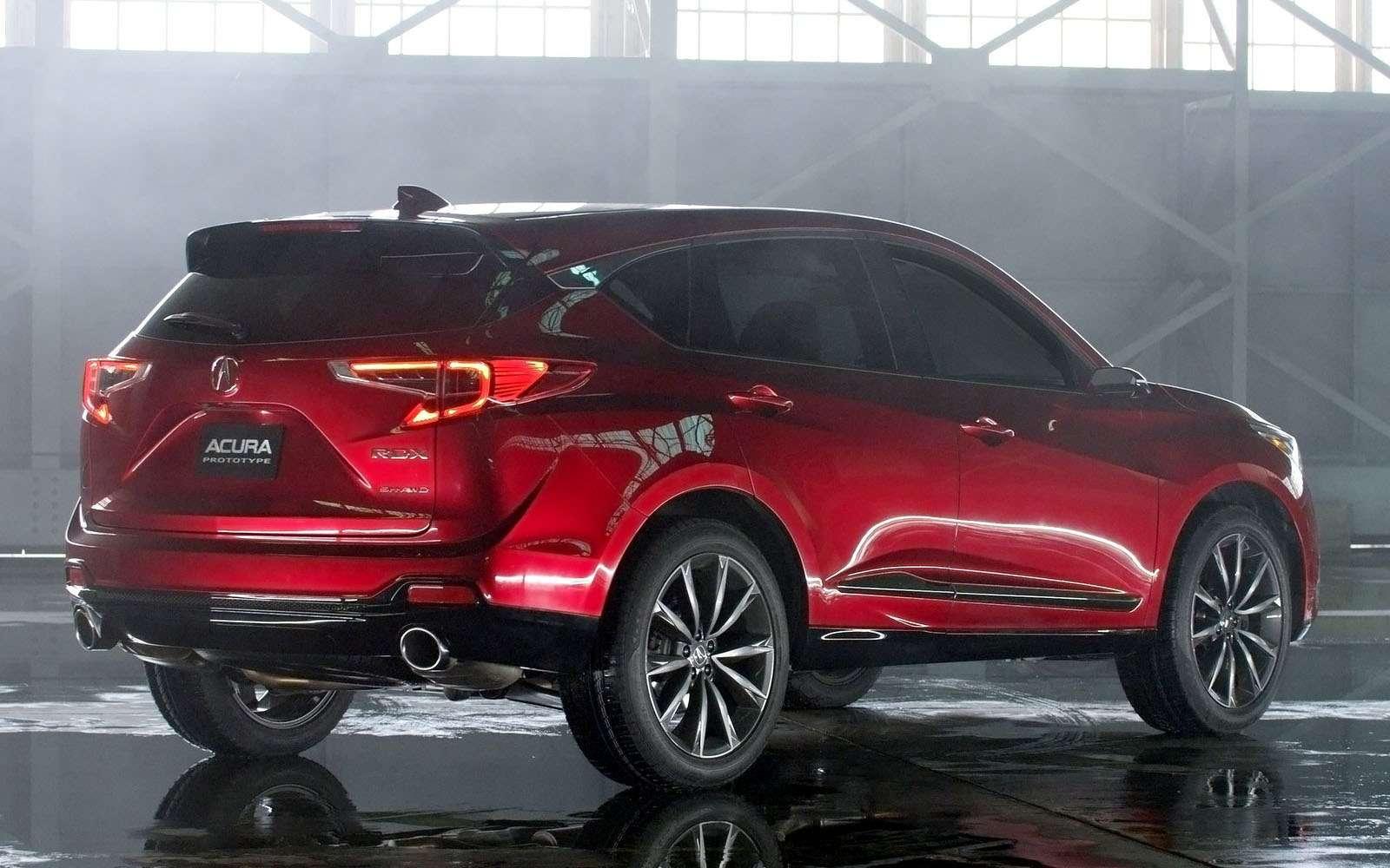 Новая Acura RDX: везите кнам еескорей!— фото 836456