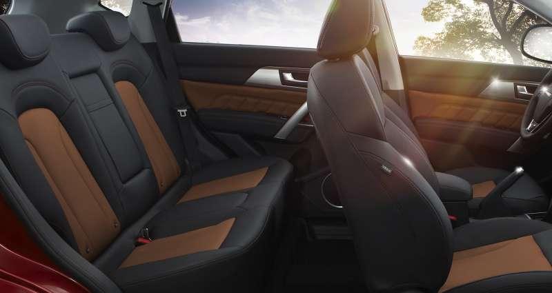 interior black-brown