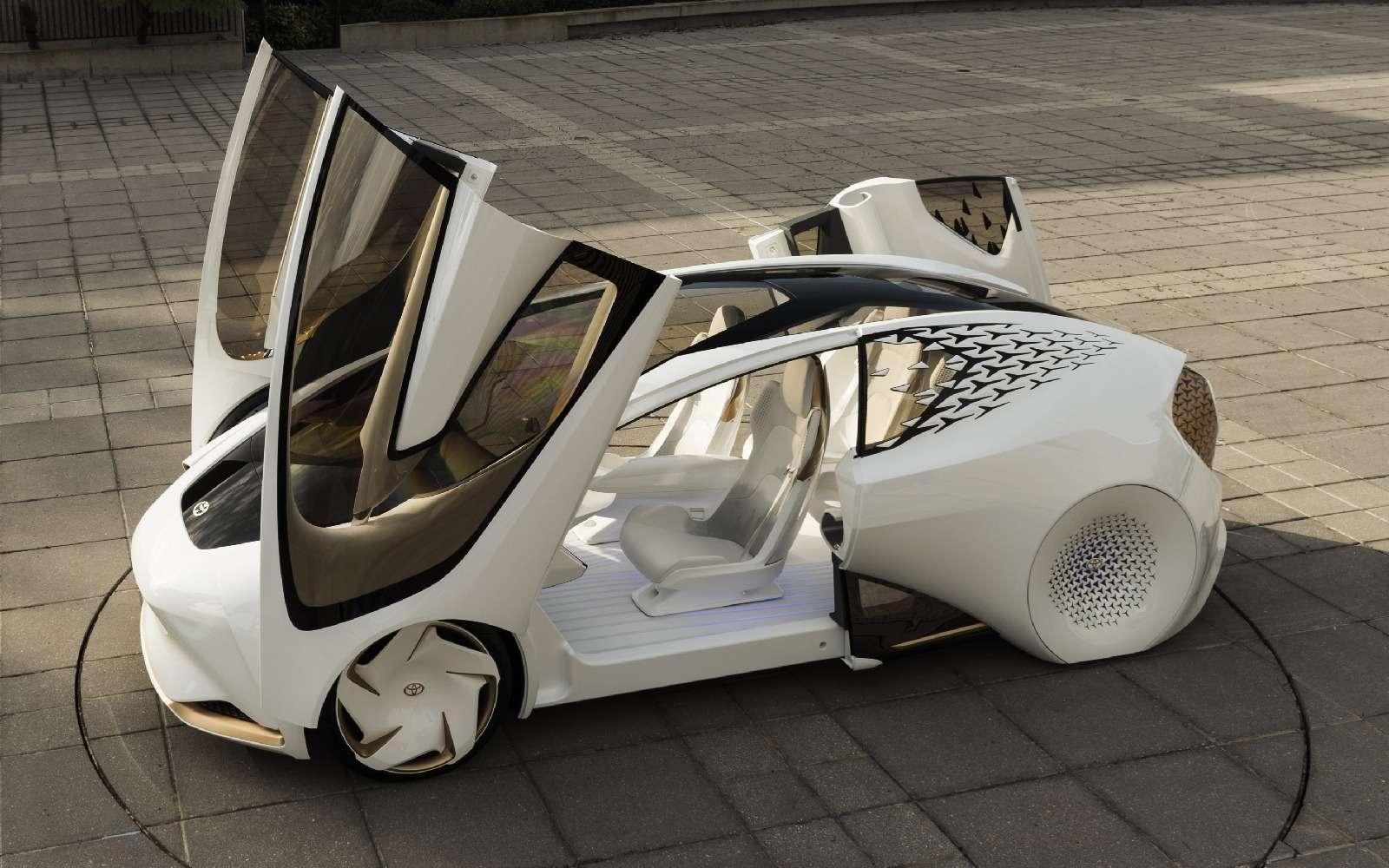 Toyota Concept-i: научите еехорошему— фото 688302