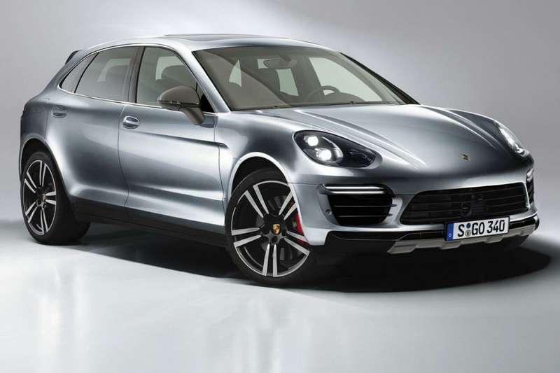 Очередной Porsche Cayenne вышел избританского тумана
