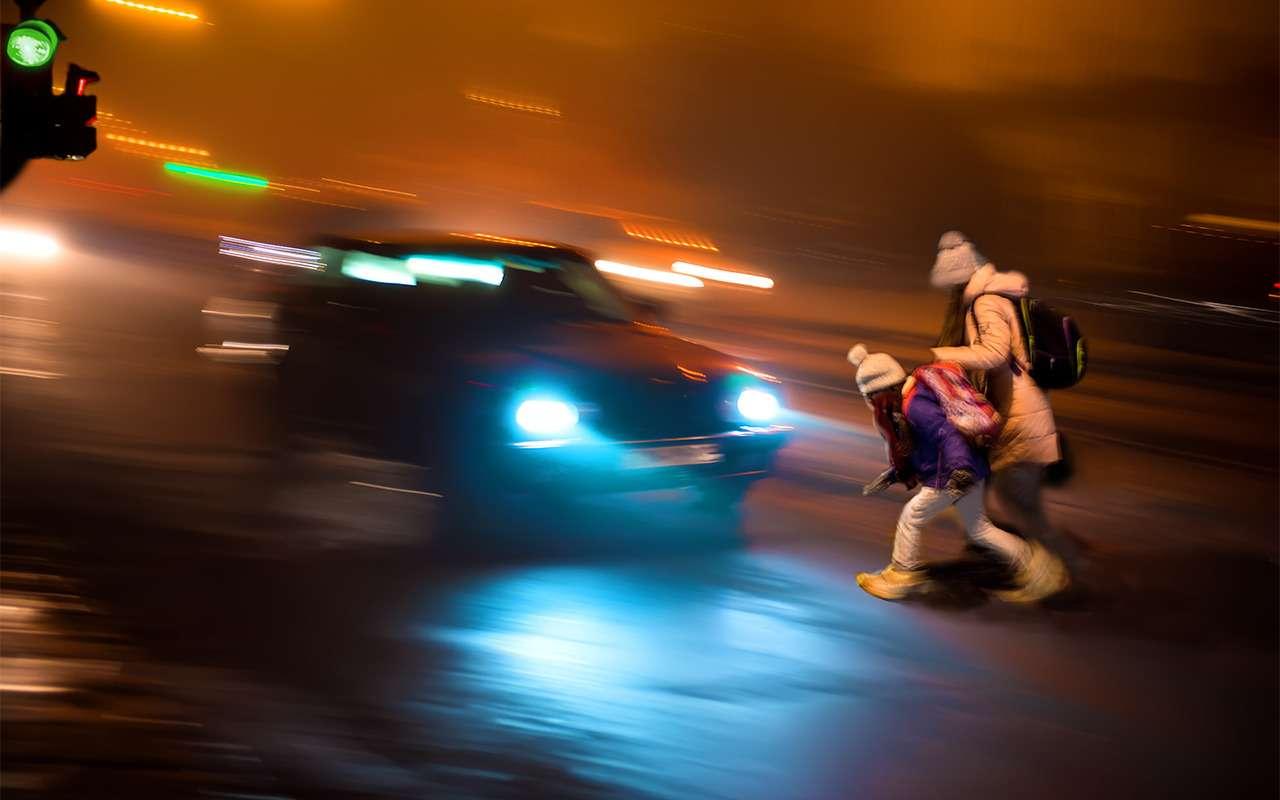 Водители против пешеходов: как незадавить человека— фото 865736