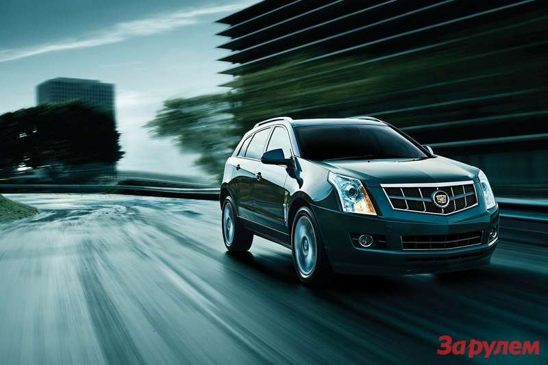 Cadillac SRX 2012 1600x1200 wallpaper 02