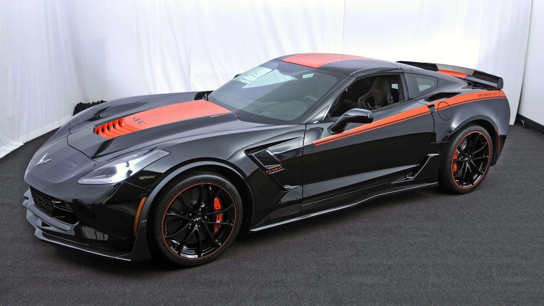 Спортбайк назавтрак, Porsche наобед: экстремальный Chevrolet Corvette выйдет сверхмалым тиражом— фото 694942