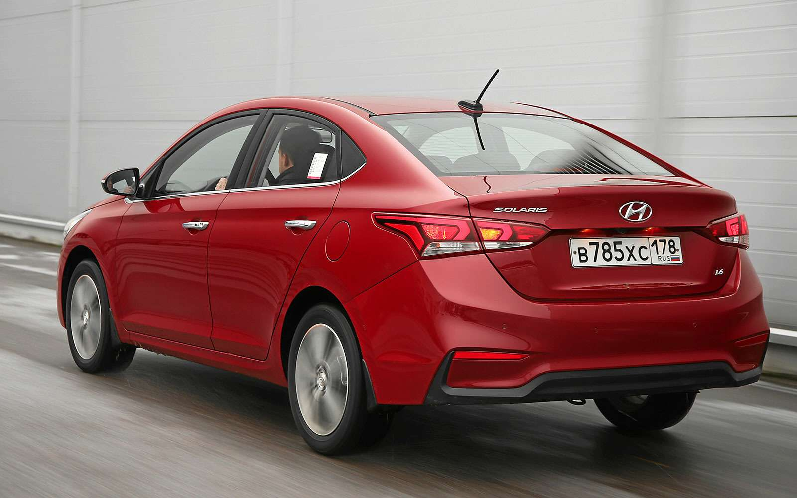 Новый Hyundai Solaris— выбираем оптимальную модификацию— фото 771741