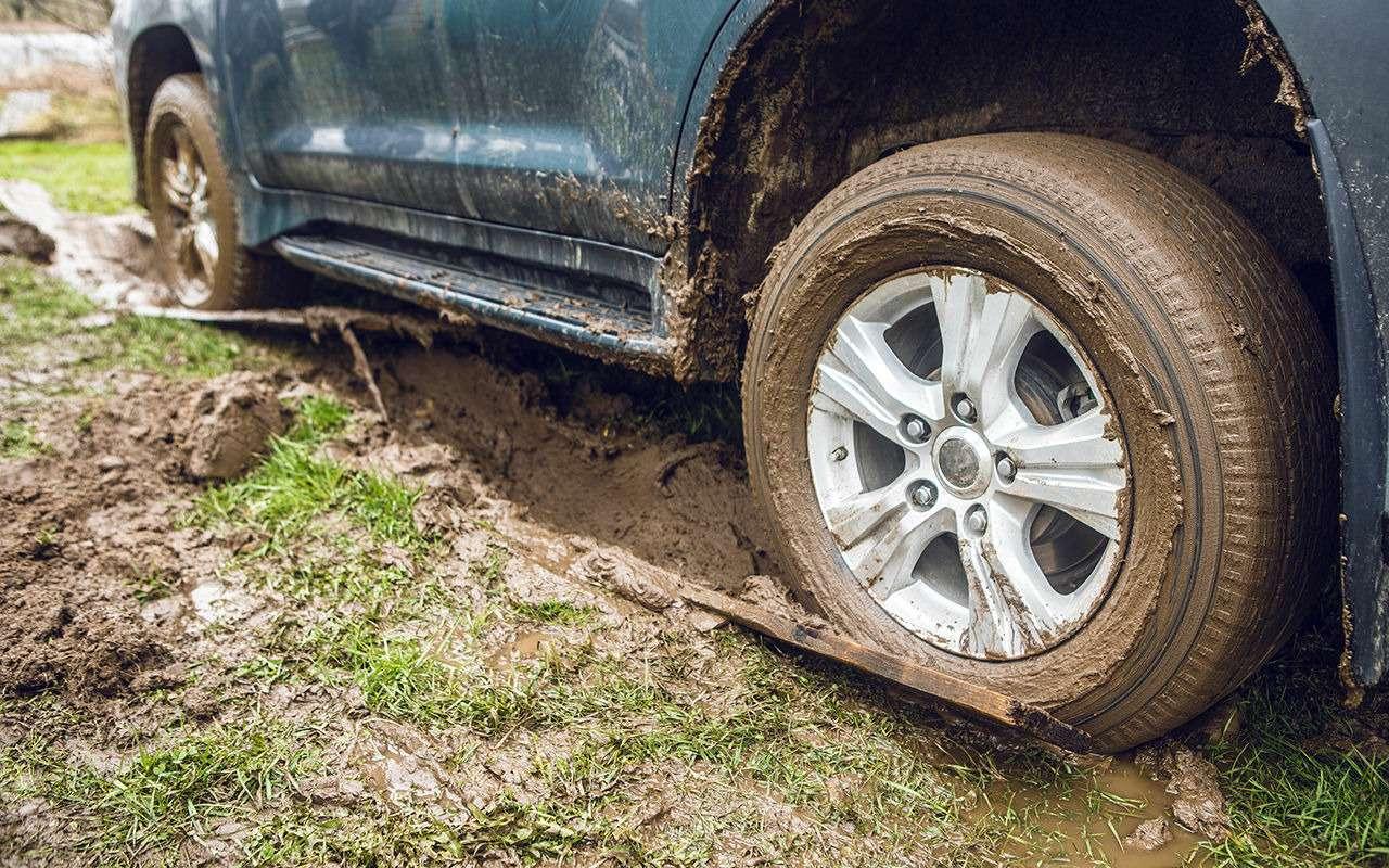 9 способов улучшить сцепление шины сдорогой (если вызавязли)— фото 1001297