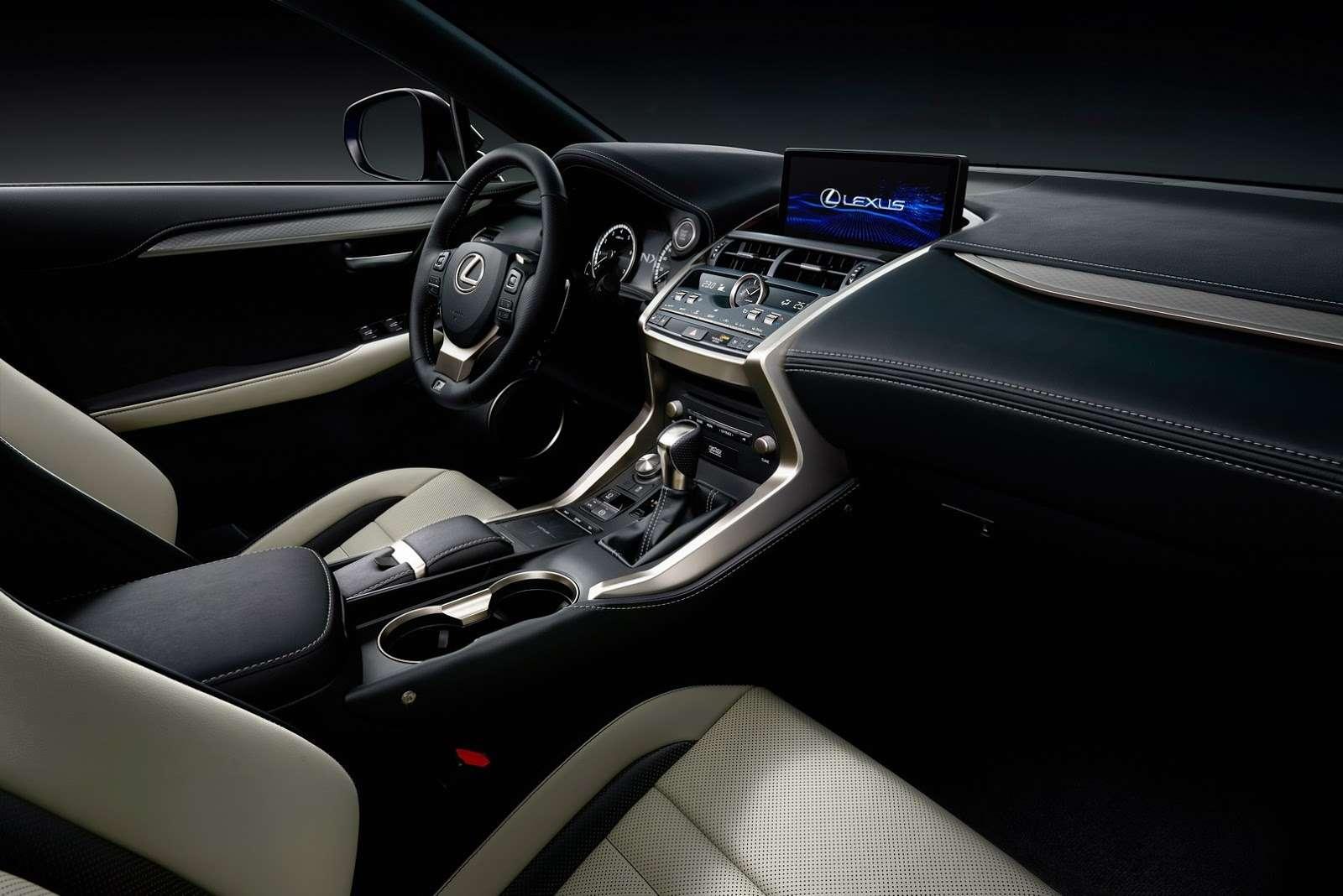 Пополной программе: кроссовер Lexus NXкомплексно обновился— фото 739227