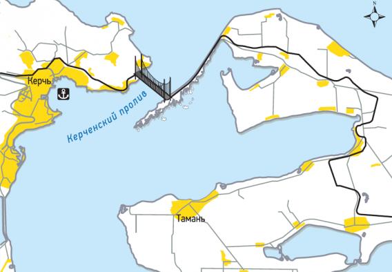 Наразвитие транспортной инфраструктуры Крыма выделено 7миллиардов