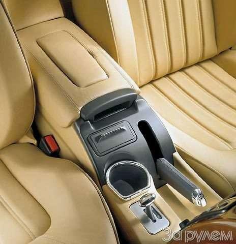Maserati Qattroporte. Белладонна— фото 57194