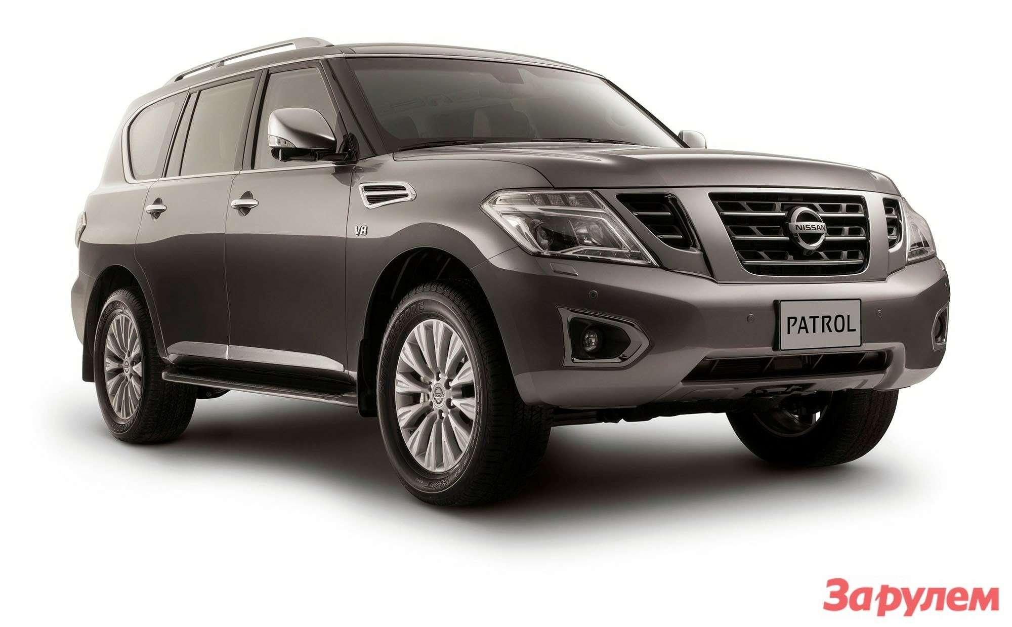 Nissan Patrol 2014_4