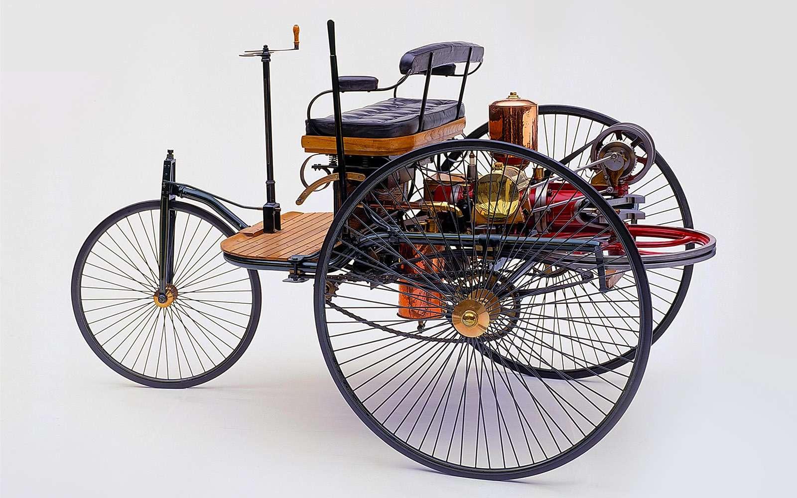 Вспоминаем первые автомобили: прелюдия длятелеги смотором— фото 694121