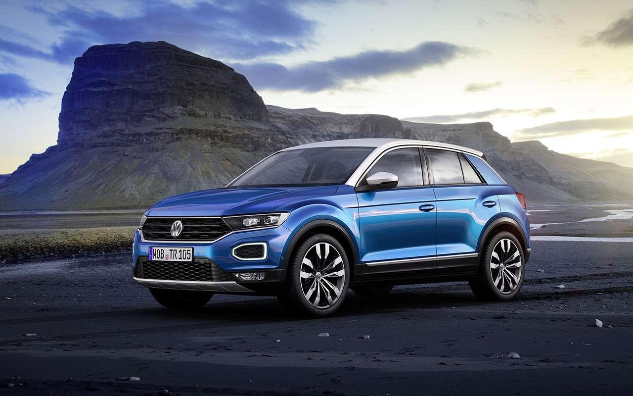 10отличных моделей Volkswagen, которые нельзя купить вРоссии— фото 884714