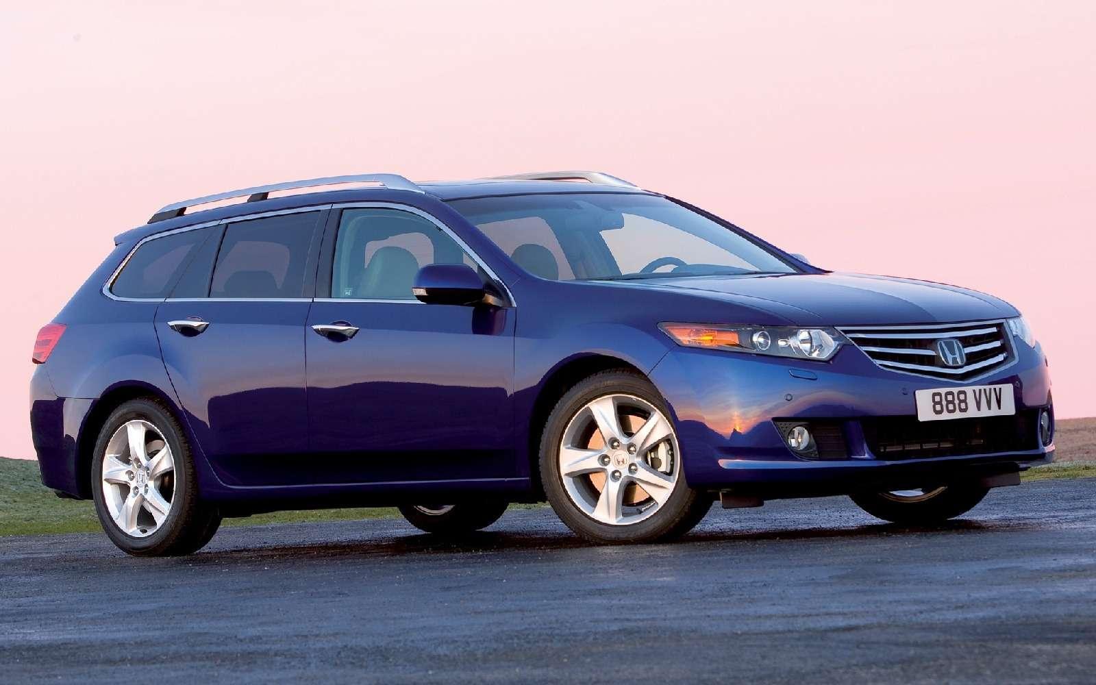 Honda Accord празднует 40-летний юбилей— фото 603997