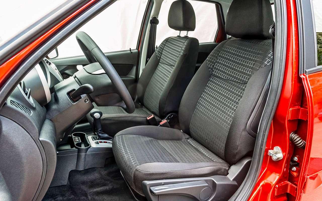Большой тест маленьких хэтчбеков: Kia Picanto, Datsun mi-DO иSmart ForFour— фото 796001