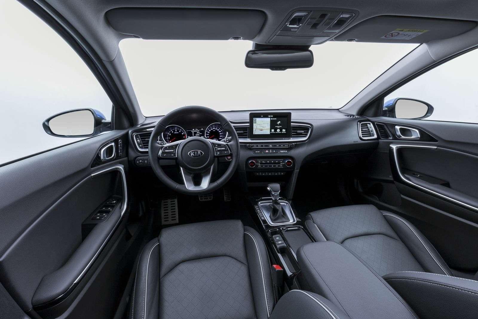 Новый Kia Ceed: началось производство вРоссии. Цен пока нет— фото 887513