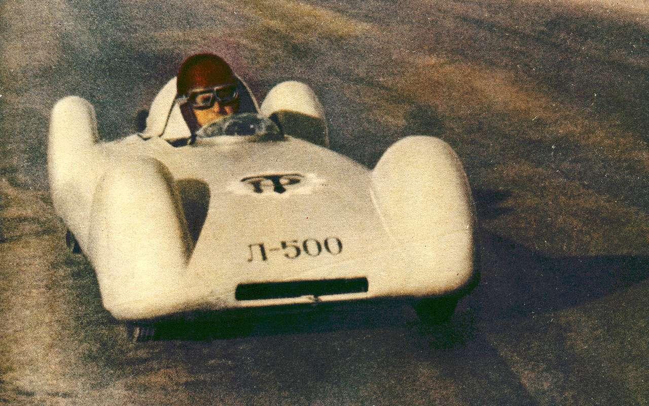 10самых быстрых автомобилей времен СССР— фото 892336