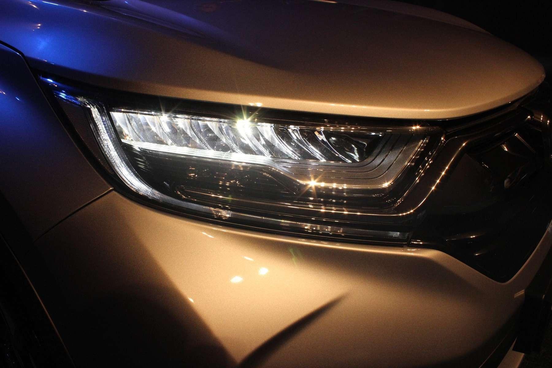 Новая Honda CR-V приехала вРоссию: названы цены— фото 753534
