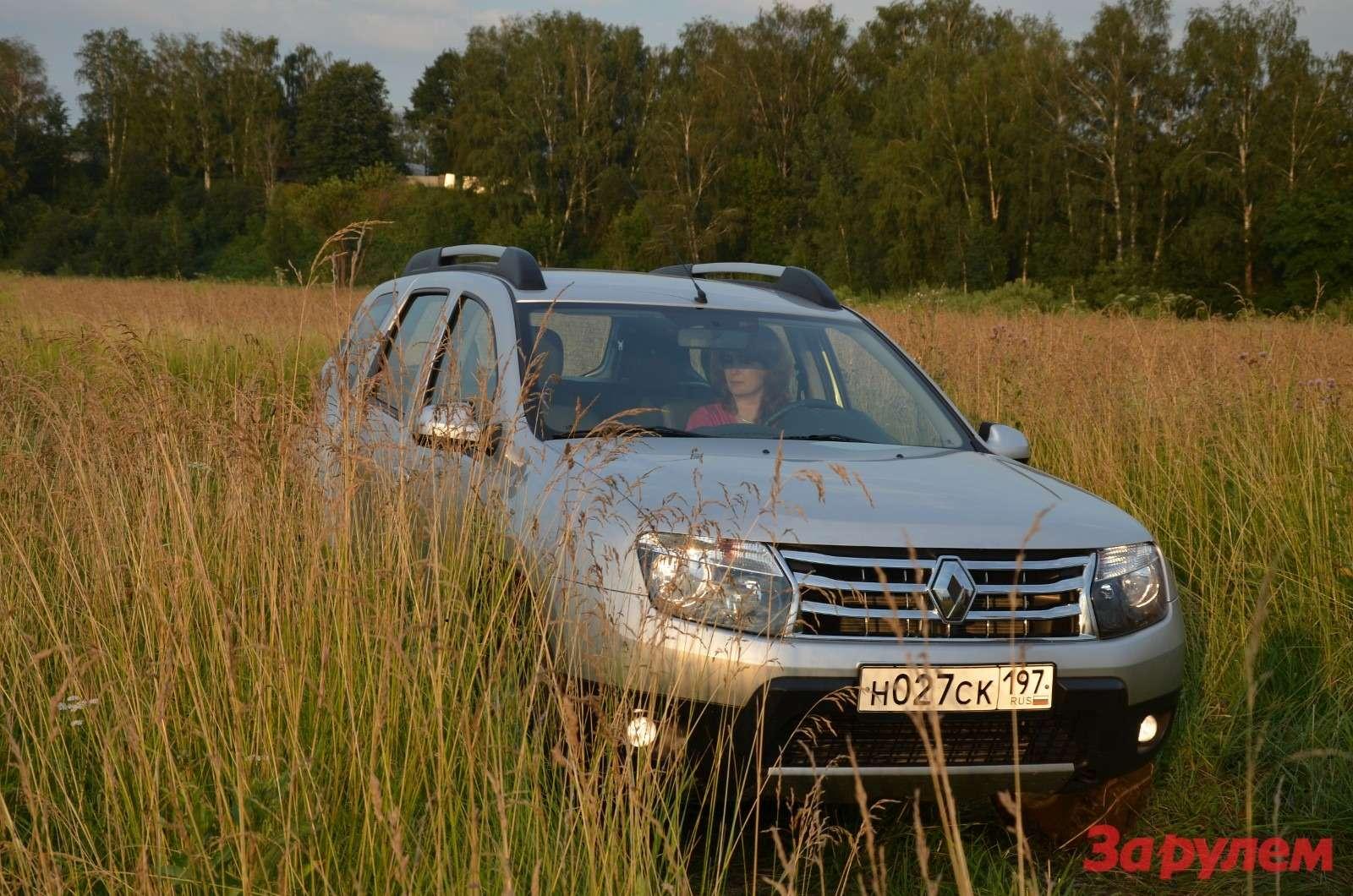 Renault Daster