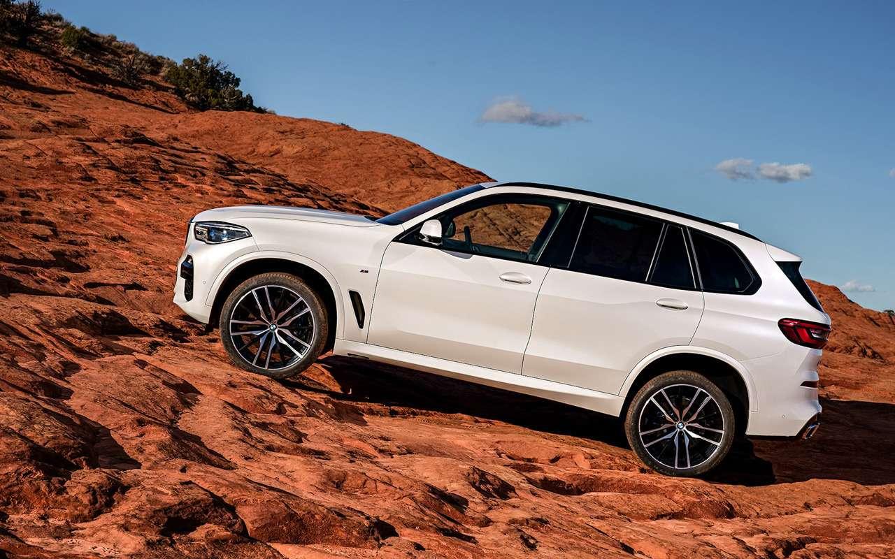 BMWиVolkswagen снова нашли дефектные машины вРоссии— фото 959553