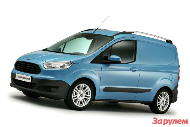 673098 All new Ford Transit Courier  (2)