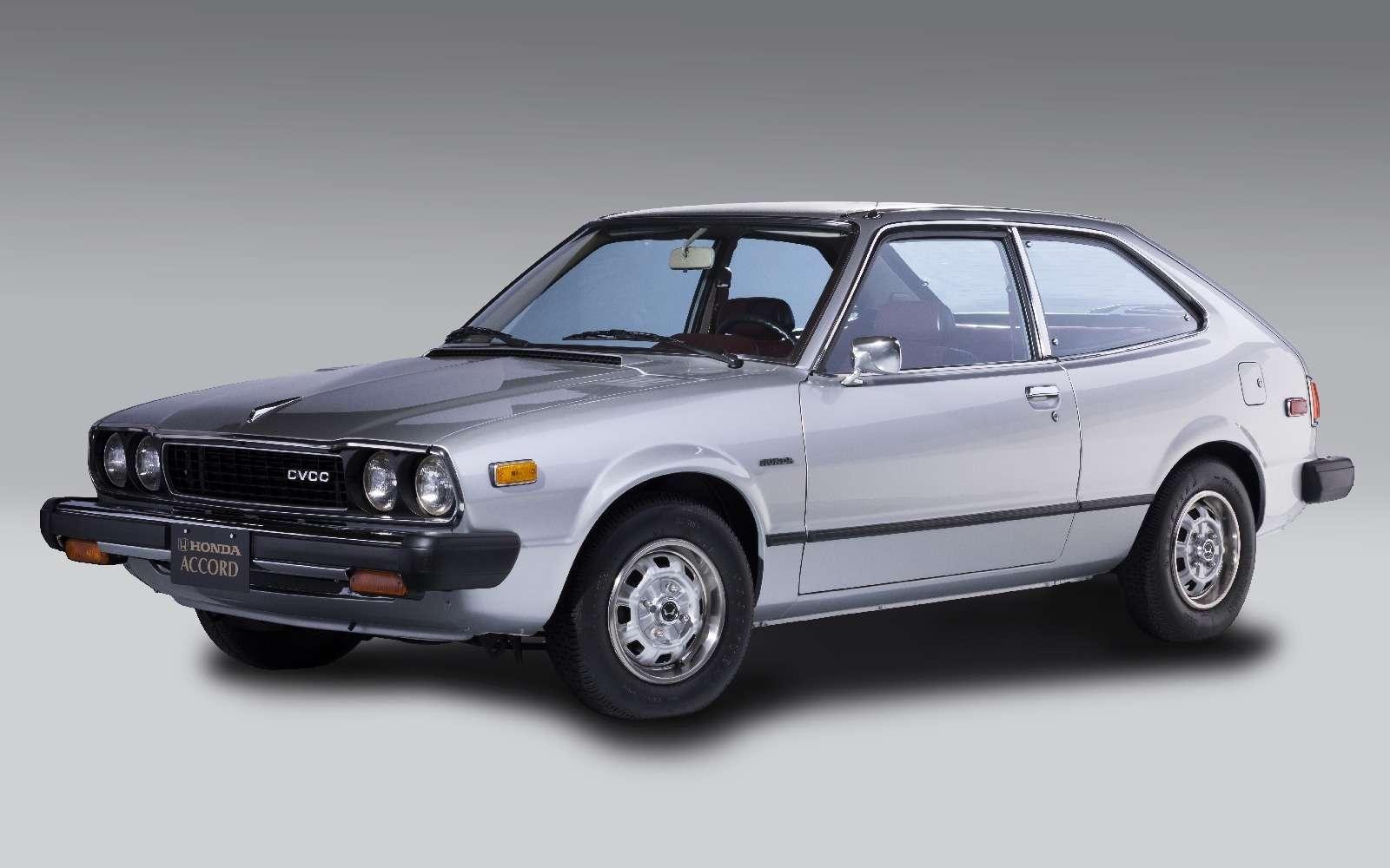 Honda Accord празднует 40-летний юбилей— фото 603973