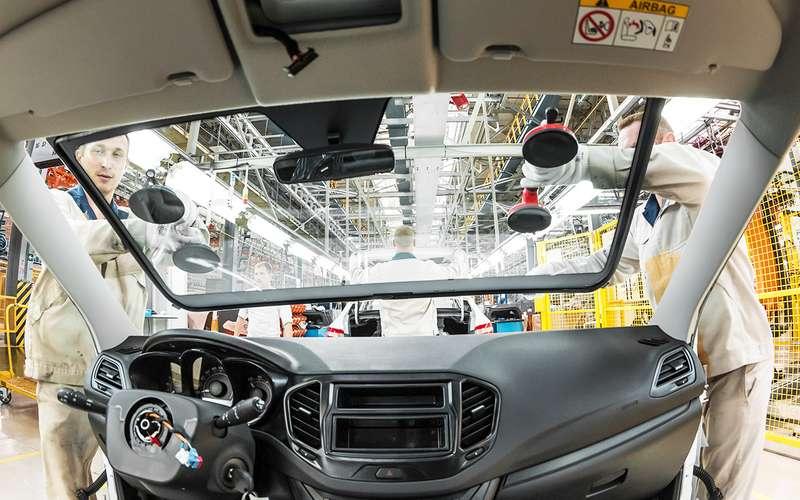Пять компаний-автопроизводителей могут рассчитывать нагосударственные льготы