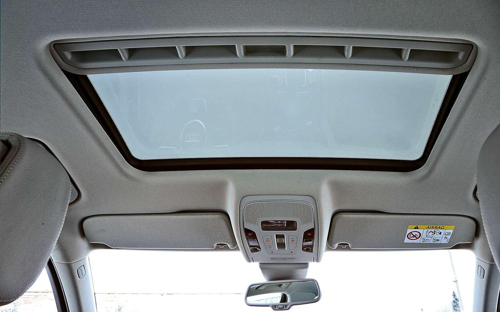 Audi A6: пора напенсию?— фото 711237