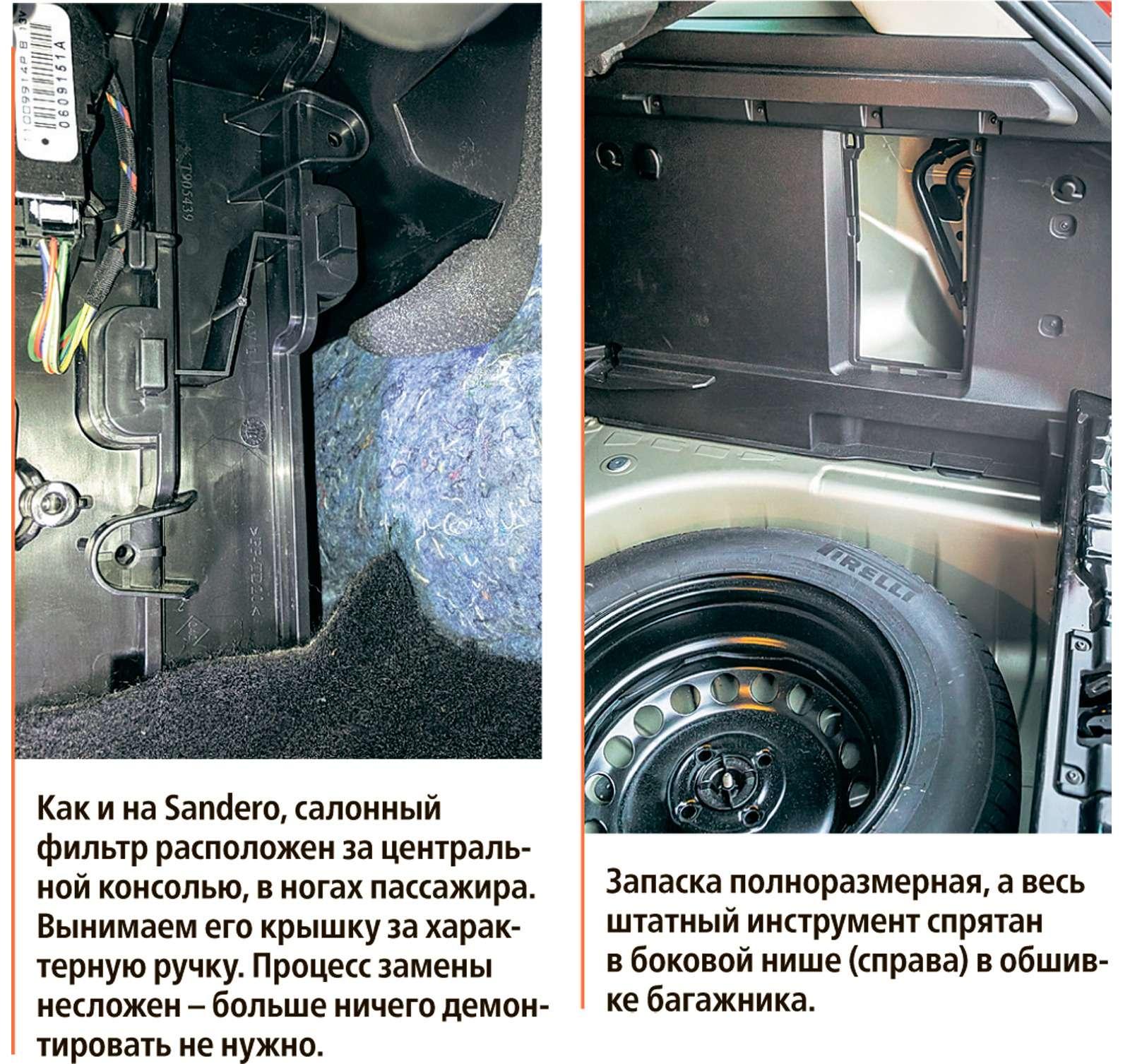 Экс-таз: как Lada XRAY показал себя втесте наремонтопригодность— фото 568511