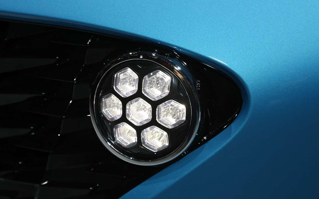 Hyundai i10 нового поколения: «мимими» вам вленту!— фото 995288