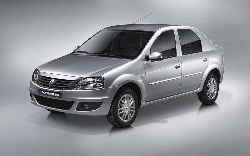 Иранский Renault Logan будет лучше оригинала