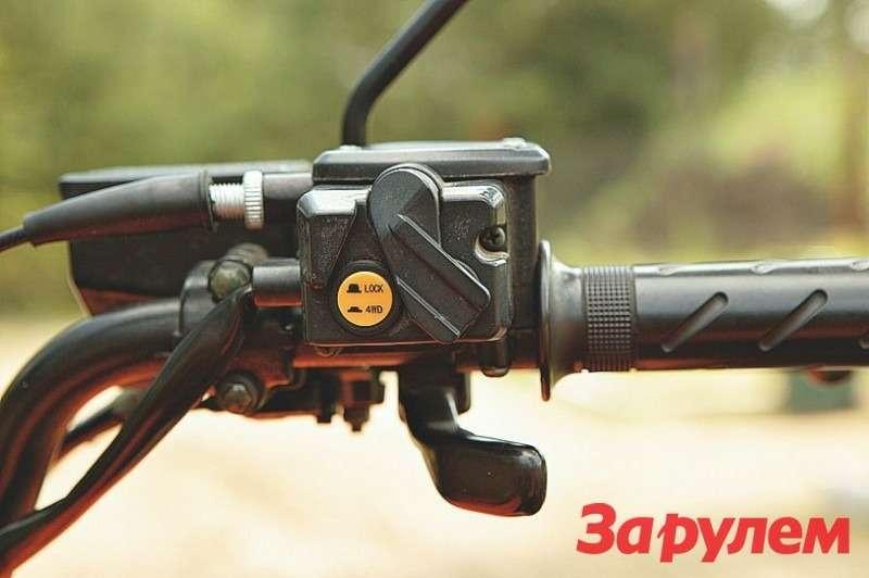Пульт Baltmotors BM500-Max ATV