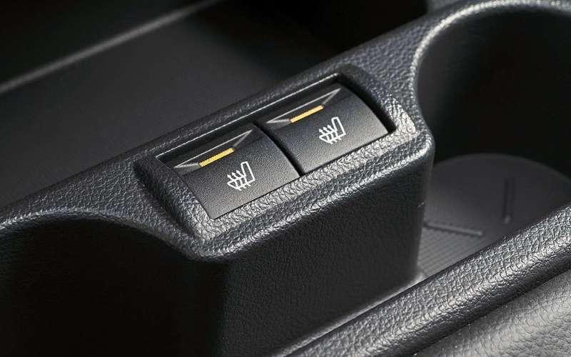 обогрев сидений Datsun