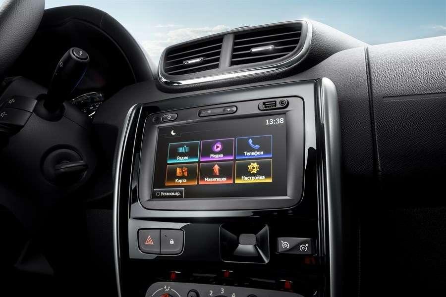 Nissan Terrano 2017 модельного года привязали кспутнику— фото 745716