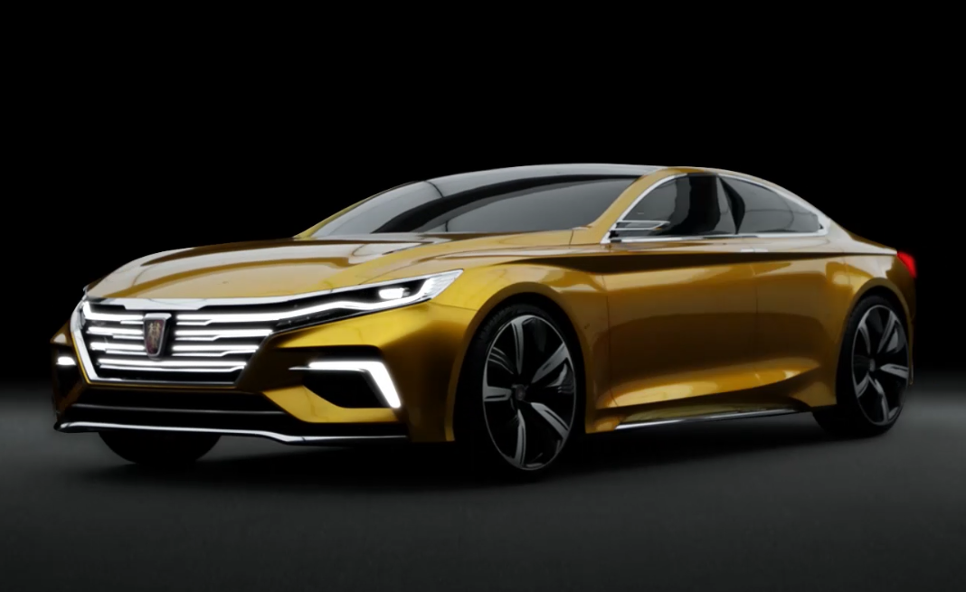 Roewe Vision-R Concept 03