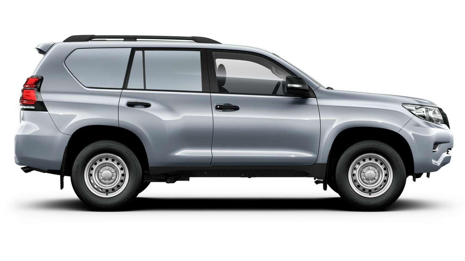 Toyota представила бюджетную версию внедорожника Land Cruiser Prado— фото 861942