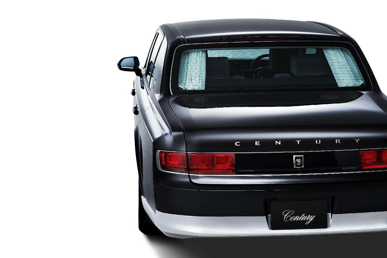 Императорская Toyota— 50лет эволюции— фото 801837