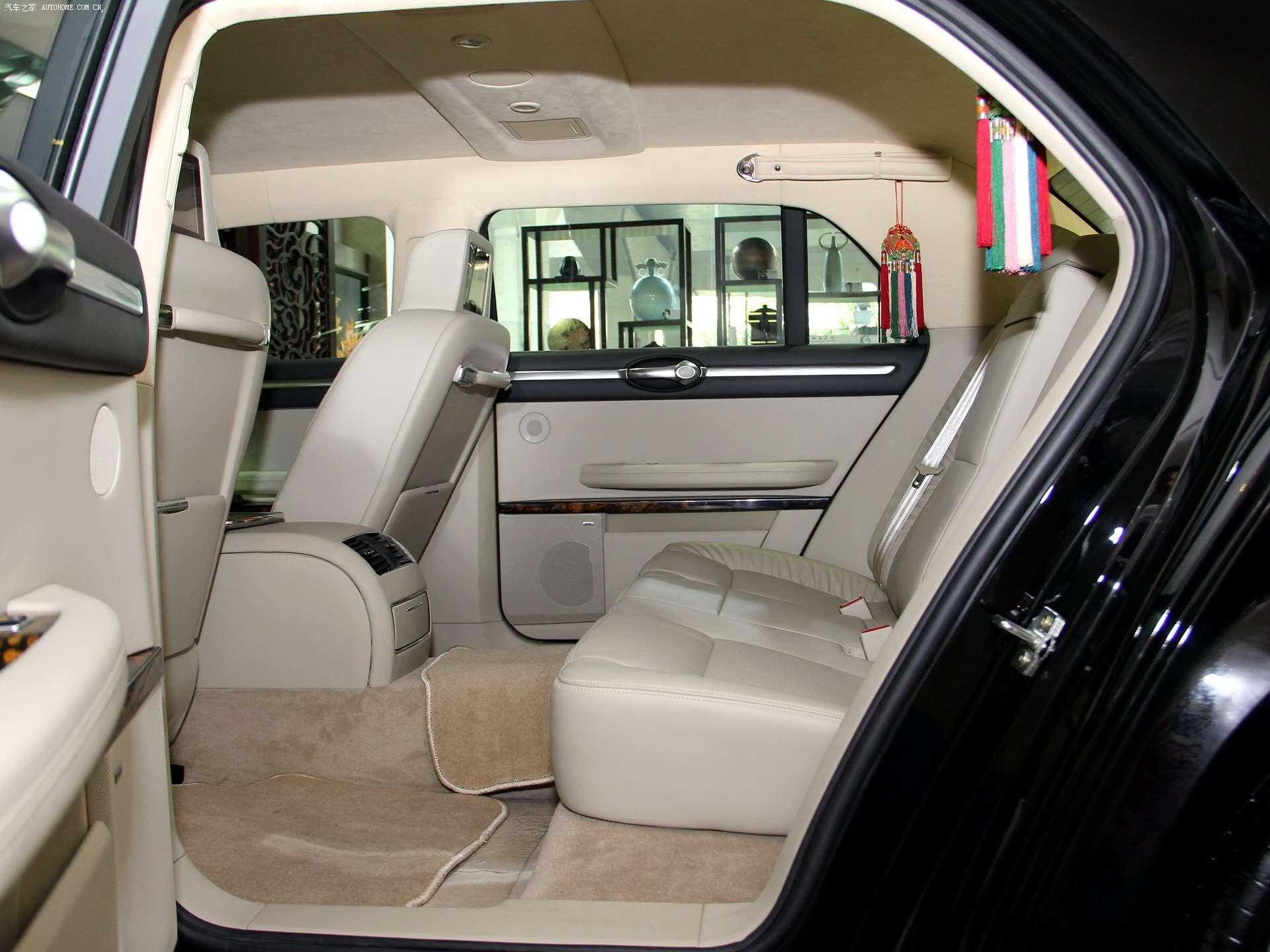 Дороже S-класса: самый крутой китайский седан поступил впродажу— фото 825590